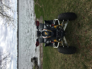Can am ds450x 2008