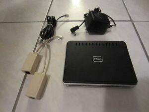 D-Link DSL-2320B ADSL modem - $20