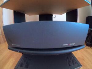 Rare Audio Design 10-A Stereo Amplifier.