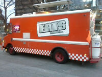 NEWLY REMODELED FOOD TRUCK FOR SALE