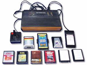 Old Videogame / Retro Computer Stuff