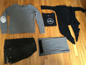 30$ le lot (incluent jeans et t-shirt michael kors)
