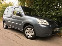 2008/08 Citroen Berlingo 1.4i Multispace Forte, Wheel Chair Adapted Vehicle WAV)