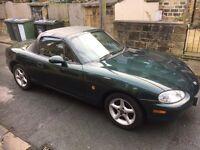 1998 Mazda MX5 1.8 June 17 MOT