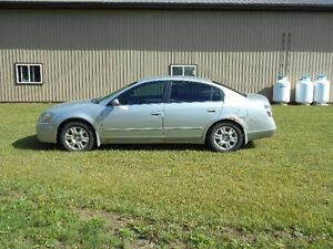 2005 Nissan Altima Kitchener / Waterloo Kitchener Area image 1