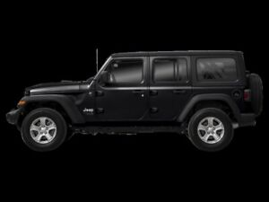 2019 Jeep Wrangler Unlimited Sahara  - Dual Top Group