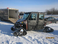 WE RENT ATV'S, UTV'S & SLEDS **Track Units now Available !!!