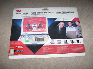 3M Privacy Filter for Notebook and LCD Monitors plus some extras