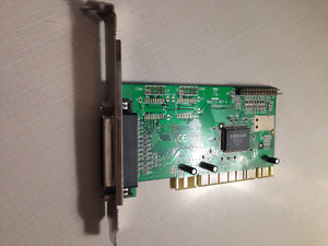 PCI Multi I/O Controller Card