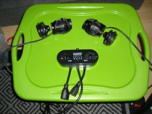 Hydor Smart Wave Circulation Pump Controller and 2 Hydor Evoluti