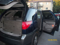 2002 BUICK RENDEZVOUS AUTOMATIC 4*4 FULL OPTION CONDITION 2599$