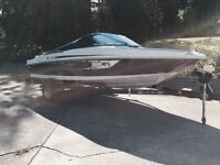 2009-17.5ft Sea Ray sport like new