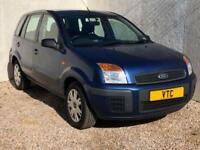 2007 57 FORD FUSION 1.4 STYLE CLIMATE 5D 80 BHP