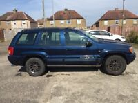 Jeep Grand Cherokee Limited 4x4 LPG Conversion cheap to run