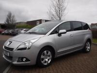 Peugeot 5008 1.6HDi 7 Seats 1.6 HDi Business Line Left Hand Drive (LHD)