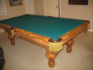 Pool table Strathcona County Edmonton Area image 2