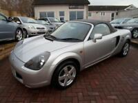 2002 Toyota MR2 1.8 VVT-i Roadster 2dr