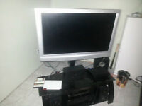 "SONY BRAVIA 40"" HD LCD FLAT SCREEN MONITOR (TV STAND OPTIONAL)"