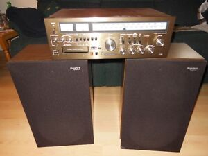 Vintage Stereo Home Entertainment