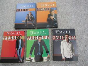Seasons 1 Thru 4 of House on DVD Kitchener / Waterloo Kitchener Area image 1