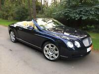 2008 08 BENTLEY CONTINENTAL 6.0 GTC 2DR