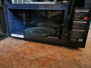 Samsung Stainless Steel 2.0cu over the range microwave