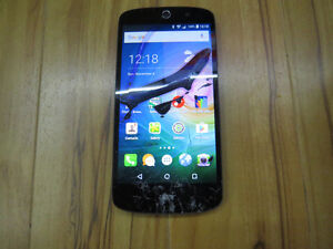 Acer z530 Unlocked Functional (Cracked&LCD)