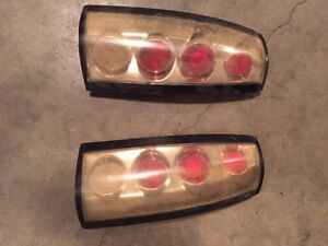 Tail lights for 88-98 Chevy/GMC Truck