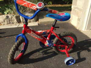 Huffy Boys 12 Inch Amazing Spider-Man Bicycle