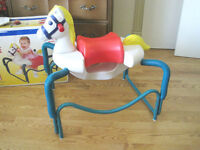 Hedstrom GROW WITH ME PONY - Bouncy Horse - NEW