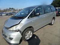 Toyota Previa 2.4 VVTi ( 7 st ) auto T2 DAMAGED REPAIRABLE SALVAGE