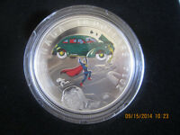 2014 $10 Superman 1/2 Oz Silver Proof Coin – Action Comics #1