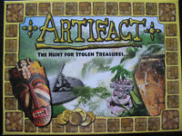 Artifact Board Game - Like New - Complete