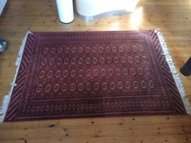 Lovely thick pile rug