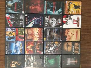 Lot #3 : DVDs