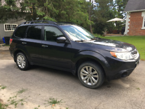 2011 Subaru Forester 2.5x Touring Package