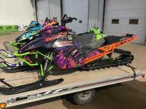 2017 Arctic Cat M 8000 Limited (162) 3.0
