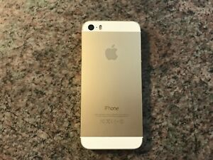 Apple iPhone 5S 16GB Gold/White - Excellent Condition