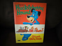 1961 Version Huckleberry Hound by Hanna-Barbera
