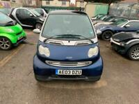 2003 smart city-coupe smart and passion 2dr Auto COUPE Petrol Automatic