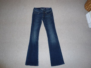 Size 0 American Eagle Original Boot Jean Tall length - Brand New
