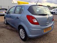 2009 Vauxhall Corsa 1.0 i 12v Life 5dr