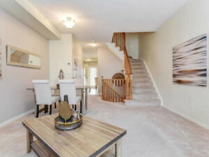 Great 3 Bdrm Starter Home the Heart Of Ajax