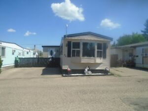 MOBILE HOME FOR SALE BY OWNER ( #96 - 219 Grant Street) OBO