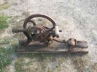 Vintage Drill Press - Parts Only