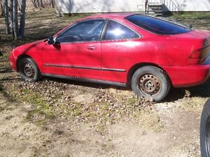 acura integra for sale parts or project price 800$