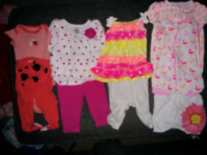 3-6months Girl's Clothes