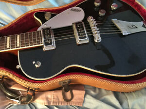 1955 Original Gretsch Duo jet electric. Exc+