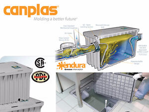 Grease traps, Stainless steel Sinks, faucets, Tables, Shelves