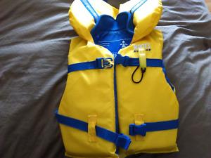Veste de flottaison enfant